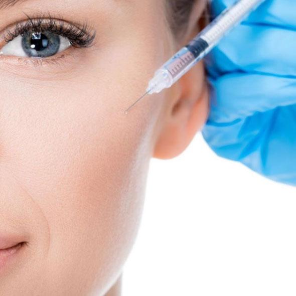 procedimentos de toxina botulinica, dr marcelus nigro